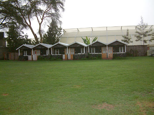 Guesthouse am Lake Naivasha